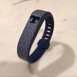 Tory Burch Fitbit Bracelet - Navy